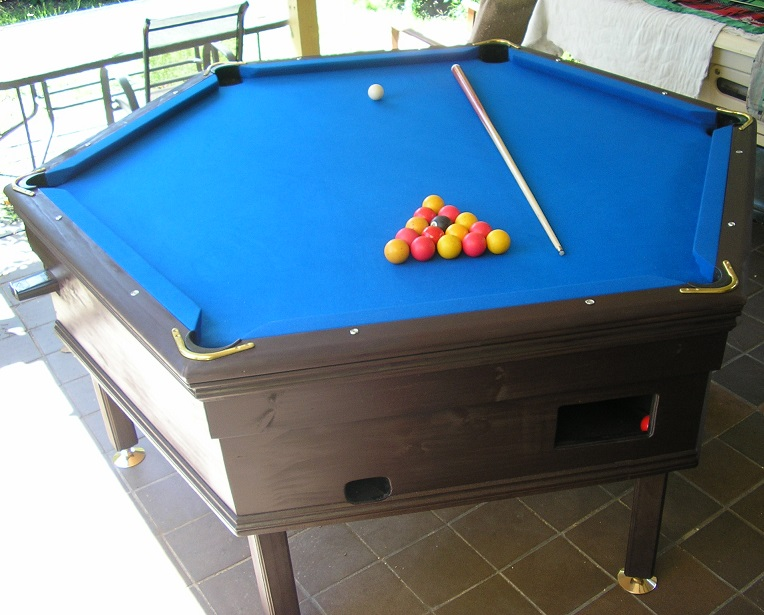 hexagon pool table with bumpers 28 images 3 in 1 table  : Hexagonal Table from www.newyearwishes.us size 764 x 615 jpeg 149kB